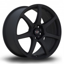 Pro R 18x8.5 5x112 ET45 Flat Black 2