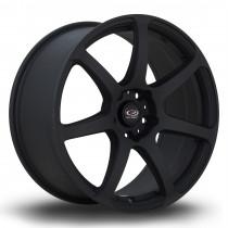 Pro R 18x8.5 5x114 ET30 Flat Black 2