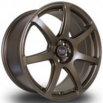 Pro R 18x8.5 5x100 ET44 Matte Bronze 3