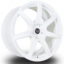 Pro R 18x8.5 5x114 ET30 White