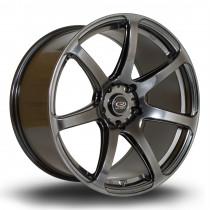 Pro R 19x10 5x120 ET37 Hyper Black