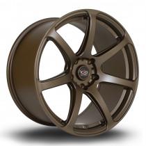 Pro R 19x10 5x114 ET20 Matt Bronze 3