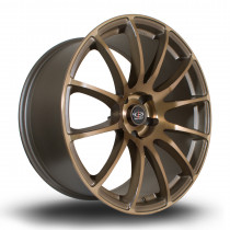PWR 20x9.5 5x114 ET30 Speed Bronze