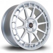 Recce 17x7.5 4x100 ET40 Silver