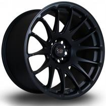 Reeve 18x10 5x114 ET20 Flat Black
