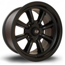 RKR 15x8 4x100 ET10 Flat Black