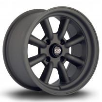 RKR 15x8 4x100 ET10 Flat Black 2
