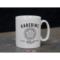Rarerims White Mug