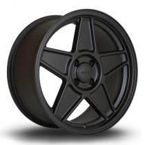 RSS 17x7.5 4x100 ET40 Flat Black