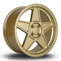 RSS 17x7.5 4x100 ET40 Gold