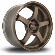 RT5 18x8.5 5x120 ET30 Speed Bronze