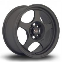Slip 15x7 4x100 ET40 Flat Black 2
