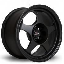 Slip 15x8 4x100 ET20 Flat Black