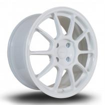 SS10 17x7.5 5x108 ET50 White