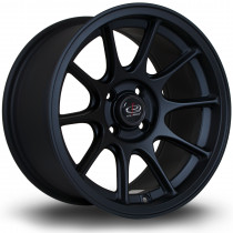 Strike 15x8 4x100 ET20 Flat Black