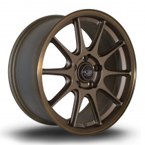 Strike 17x8 5x114 ET42 Speed Bronze