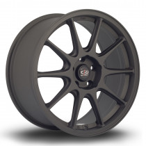 Strike 18x8.5 5x112 ET44 Flat Black 2