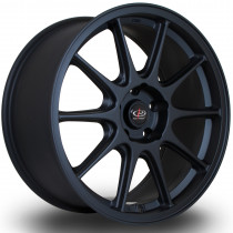 Strike 18x8.5 5x112 ET44 Flat Black