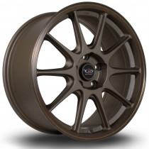 Strike 18x8.5 5x108 ET44 Speed Bronze