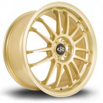 SVN 18x8.5 5x100 ET48 Gold