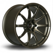 T2R 18x9.5 5x114 ET25 Bronze
