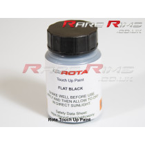 Rota Wheels Flat Black Touch Up Paint
