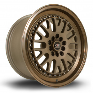Flush 17x9 5x100 ET25 Speed Bronze