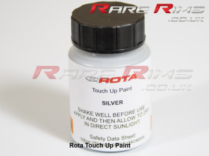 Rota Wheels Silver Touch Up Paint